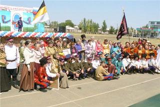 С 15 по 18 июля Первомайский район Оренбургской области принимал гостей