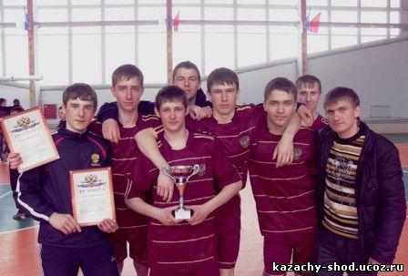 соревнования по мини-футболу на кубок станицы тоцкой прошли в минувшие выходные в оздоровительном комплексе колос с. Тоцкое