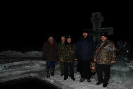 Крещения Господня казаки станицы Бузулуке, Беляевке, Татищево