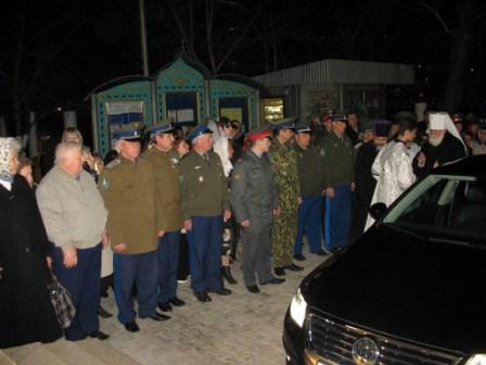казаки оренбургского окружного казачьего общества