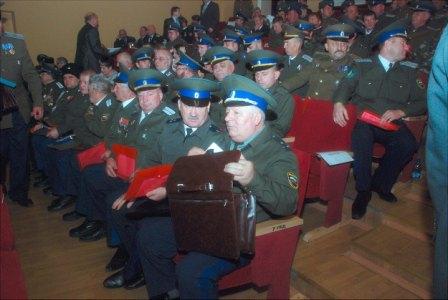 Внеочередной круг Оренбургского войскового казачьего общества, который состоялся 30 октября в Екатеринбурге