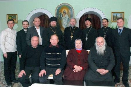 заседании отдела по канонизации новомучеников оренбургской и бузулукской епархии