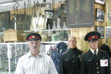 генерал-майор ВДВ Александр Петрович Солуянов