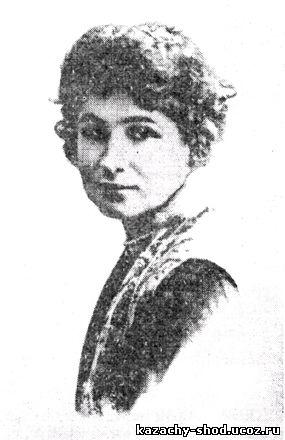 Нина Федоровна Бурова родилась в 1894 году в городе Вильно в семье полковника Императорской армии Ф.П. Клыкова
