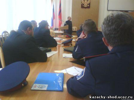 Совет атаманов казачьих округов Волгоградской области Всевеликого войска Донского