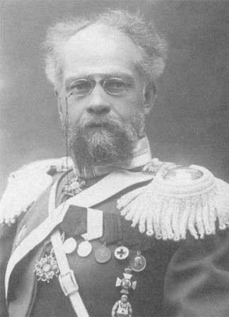 Генерал-майор Мальцев Николай Петрович