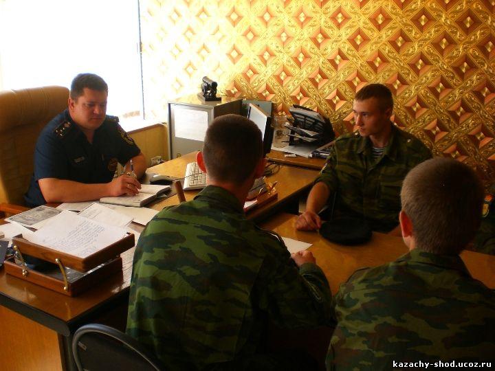 Евсюков В.Н. начальник отдела надзорной деятельности по г.Бузулуку и Бузулукскому району
