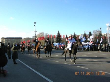 проведения Военного парада 7 ноября 1941 г. в г. Куйбышев